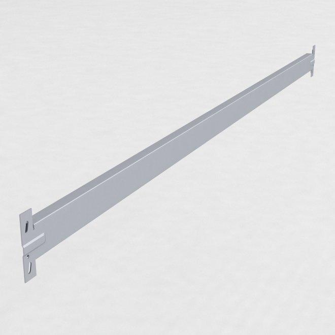 Däckställ enkel bärbalk - 180 cm