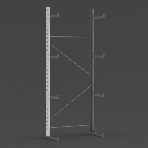 Grenställspelare 250 cm