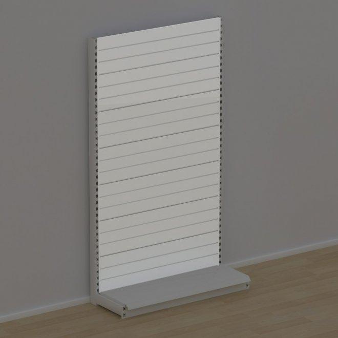 Spårbakplatta till gondol   H: 220 x B: 90 cm