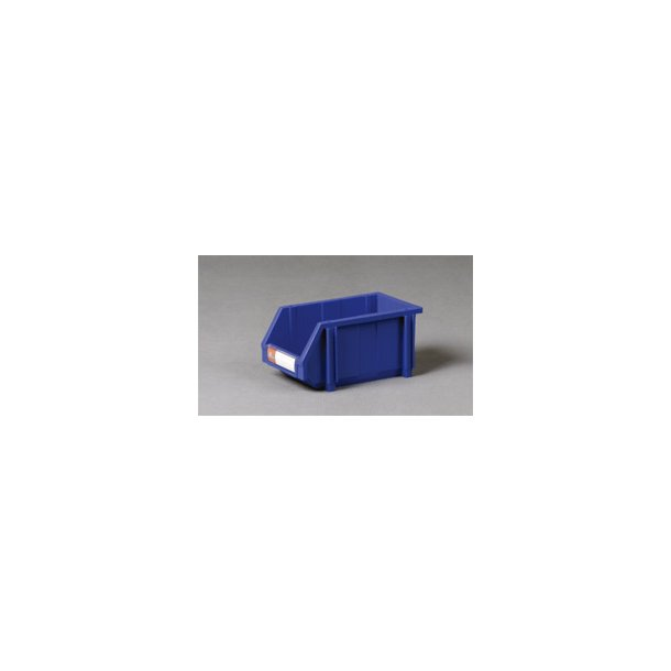Plukkasse i blå | L: 25 x B: 15 x H: 12.5 cm