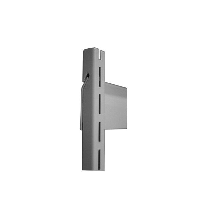 Vægskinne lodret -  L: 200 cm | Erfa 747
