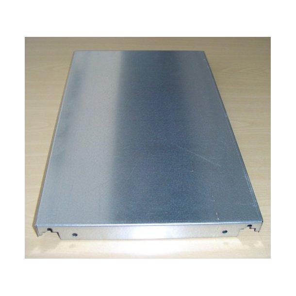 Stålhylde til stålreol L: 100 x D: 30 cm | Erfa 210
