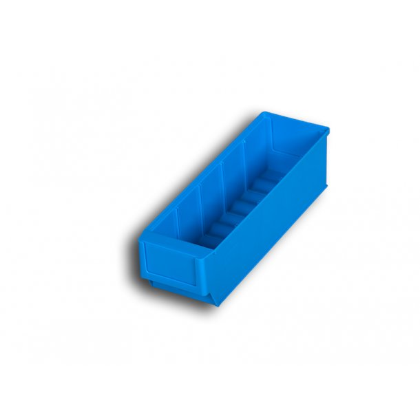 Plukkasse i blå | L: 30 x B: 9.1 x H: 8.1 cm