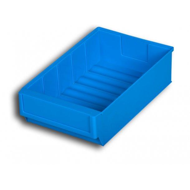 Plukkasse i blå   L: 30 x B: 18.3 x H: 8.1 cm