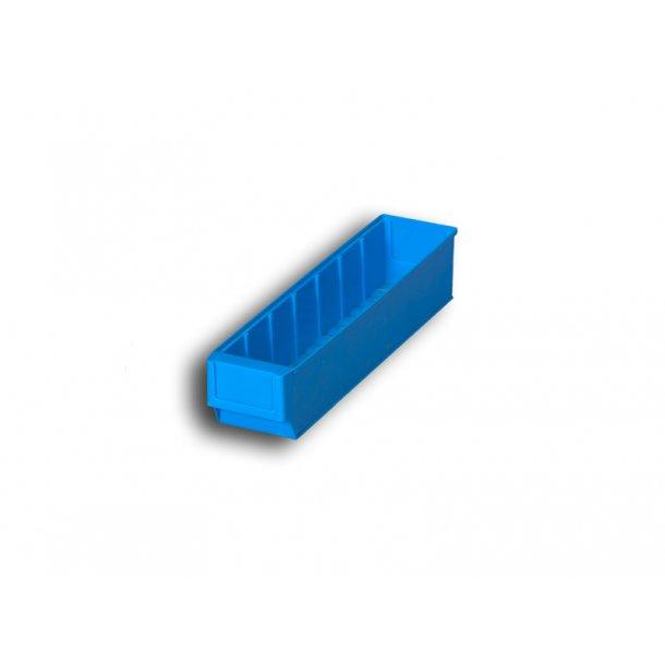 Plukkasse i blå | L: 40 x B: 9.1 x H: 8.1 cm