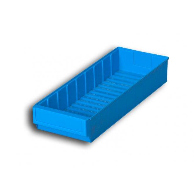 Plukkasse i blå | L: 50 x B: 18.3 x H: 8.1 cm